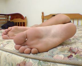 Toes Sucking While Sleeping