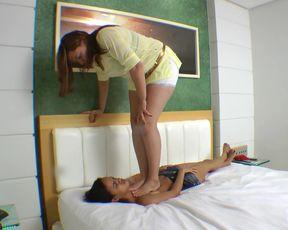 Be My Trampling Plank