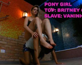 Gee Up my Pony!